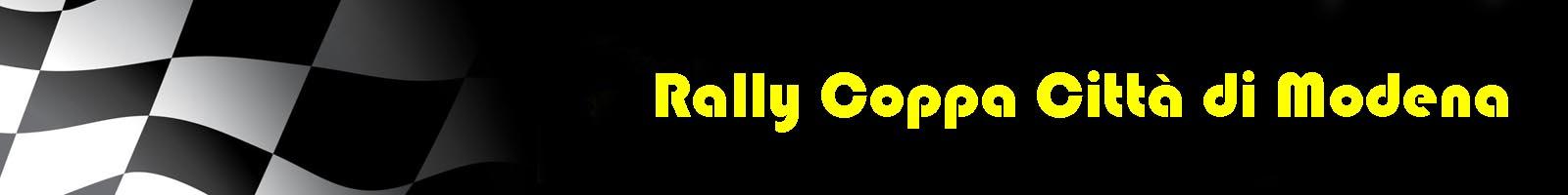 001 Rally di Modena