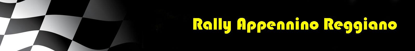 002 Rally Appennino Reggiano