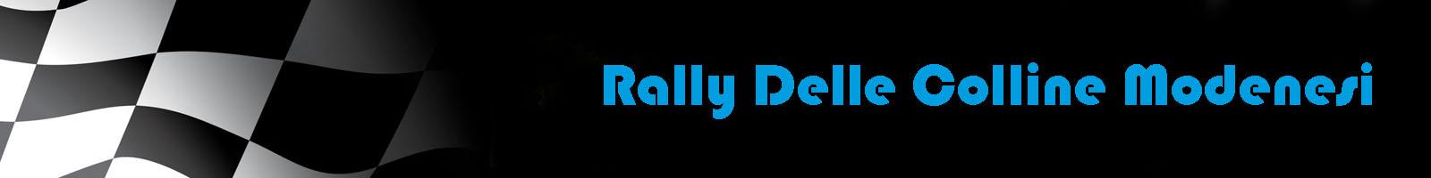 014 Rally delle Colline Modenesi