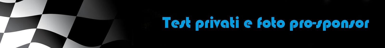 031 Test Privati e foto pro sponsor