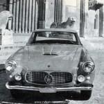 1957 - Maserati 3500 GT (Piazza del Duomo)