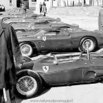 1961 - Presentazione squadra corsa (Maranello)