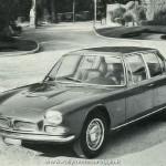 1963 - Maserati Quattroporte (Giardini Ducali)