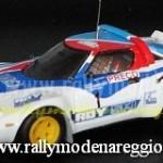 1977 - Rally Città di Modena, Magnani-Gazzetti