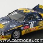 1984 - Rally di Sanremo, Tabaton-Tedeschini