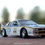 1986 - Lancia 037 di Lugli-Santini (realizzazione artigianale, collezione Santini)