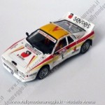 1986, Rally appennino Reggiano, Maioli-Fossa