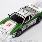 1986, Rally dell'Elba, Alessandrini-Alessandrini