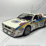 1986, Rally dell'Elba, Lugli-Santini