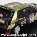 1986 - Rally di Sanremo, Tabaton-Tedeschini