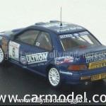 1995 - Rally di Sanremo, Liatti-Alessandrini