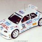 2000 - Rally Appennino Reggiano, Rusce-Lusuardi
