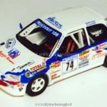 2000 - Rally Città di Modena, Croci-Riva