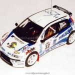 2001 - Rally Appennino Reggiano, Bruschetta-Oliviero
