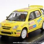 2005 - Rally di Montecarlo, Scorcioni-X