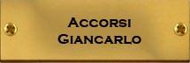 Accorsi Giancarlo