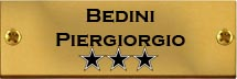 Bedini Piergiorgio