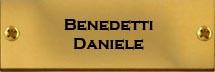 Benedetti Daniele