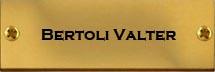 Bertoli Valter