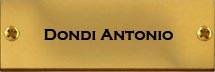 Dondi Antonio