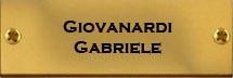 Giovanardi Gabriele