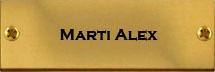 Marti Alex