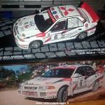 1996 - Rally di San Marino, Bedini-Tedeschini