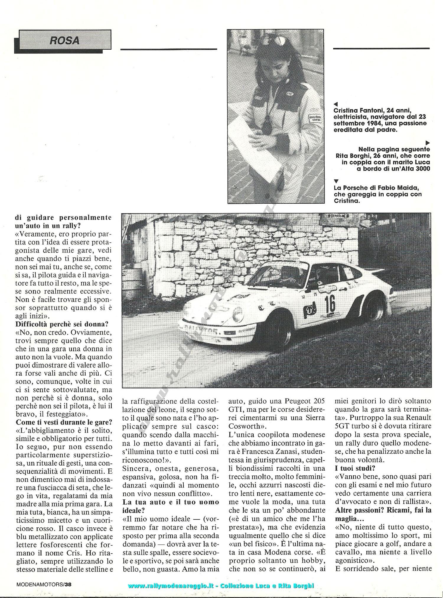Modena motors c