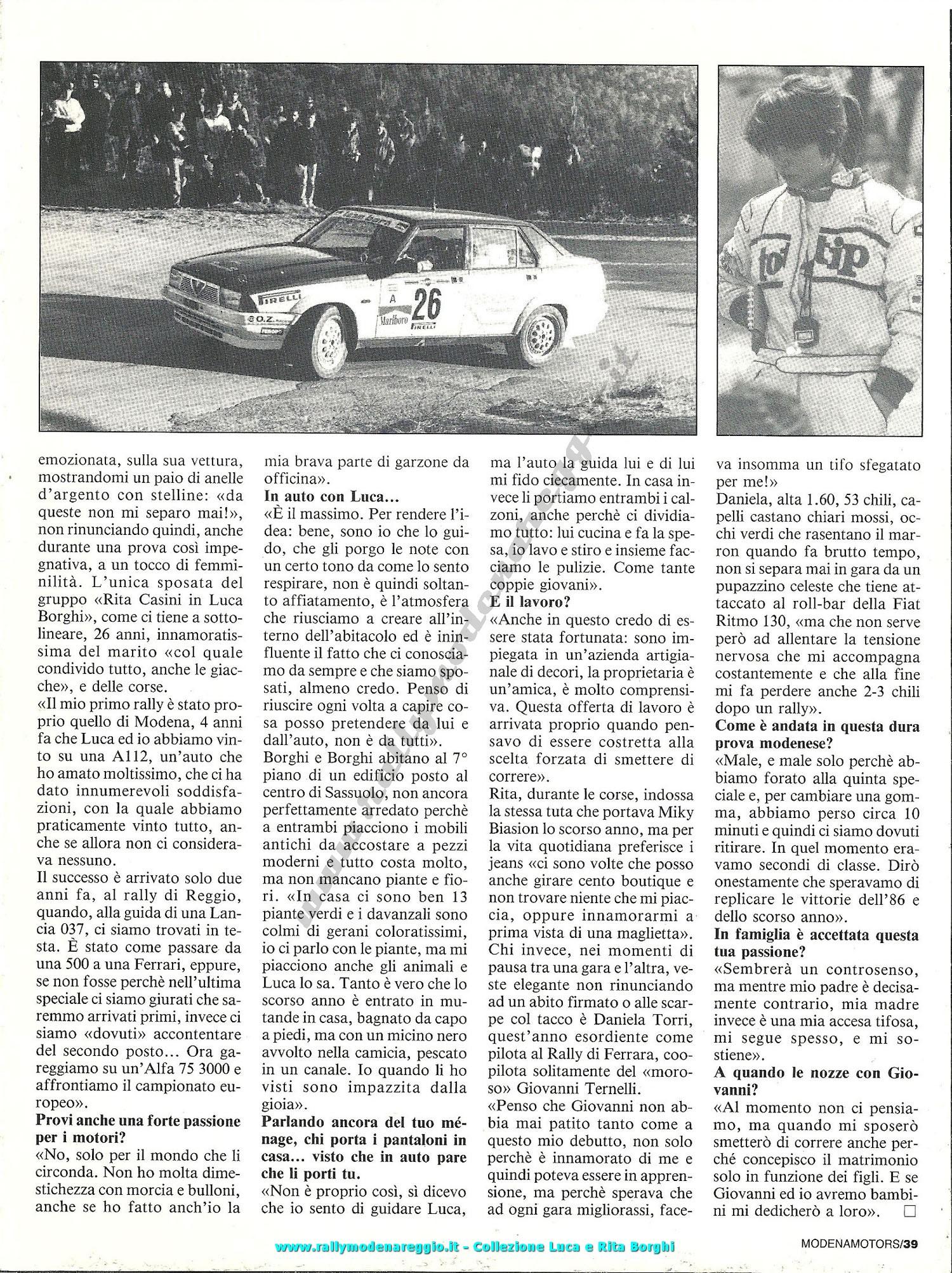 Modena motors d
