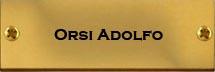 Orsi Adolfo