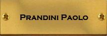 Prandini Paolo