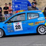 33° Rally Appennino Reggiano 2009, Nobile-Brunetti