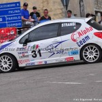 33° Rally Appennino Reggiano 2009, Strambi-Niccolai