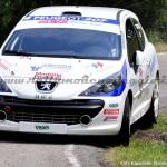 33° Rally Appennino Reggiano 2009, Ticozzi-Colleoni