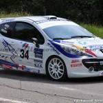 33° Rally Appennino Reggiano 2009, Vescovi-Guzzi