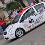 33° Rally Appennino Reggiano 2009, Cesa-Rossi