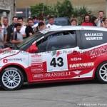 33° Rally Appennino Reggiano 2009, Galeazzi-Vernuzzi
