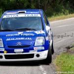 33° Rally Appennino Reggiano 2009, Vittalini-Tavecchio