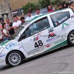 33° Rally Appennino Reggiano 2009, Barlese-Franco