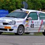 33° Rally Appennino Reggiano 2009, Marchis-Prizzon