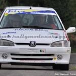 33° Rally Appennino Reggiano 2009, Simonazzo-Zanni