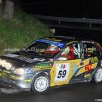 33° Rally Appennino Reggiano 2009, Bergamini-Morani