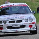 33° Rally Appennino Reggiano 2009, Borghi-Mori