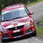 33° Rally Appennino Reggiano 2009, Sordi-Ferracin