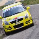 33° Rally Appennino Reggiano 2009, Lussana-Tirone
