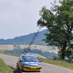 33° Rally Appennino Reggiano 2009, Barba-Barozzi