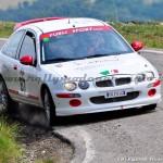 33° Rally Appennino Reggiano 2009, Baschieri-Ferri