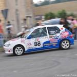33° Rally Appennino Reggiano 2009, Palmieri-Vellutini