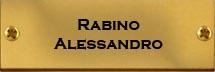 Rabino Alessandro