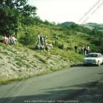 1992 - Rally Appennino Modenese, Equipaggio non identificato